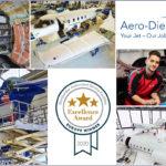 Aero Dienst вновь отмечен наградой Bombardier