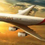 Авиакомпания Emirates признана лучшей авиакомпаний мира
