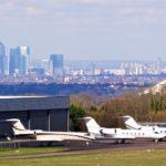 Британская деловая авиация улетела в карантин