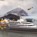 Luxaviation Helicopters «десантируется» на палубу Ultramarine
