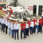 Началась мексиканская история вертолетов «Ансат»