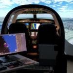 Piper M600/SLS получил новейший авиасимулятор