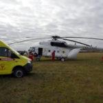 Санитарная авиация Адыгея выполнила первый полет в рамках национального проекта «Здравоохранение»