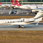Universal Aviation «приземлилась» в Стамбуле