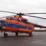 Второй Ми-8МТВ-1 в парке «АэроГео»