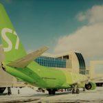 Авиаперевозчик S7 Airlines получил Boeing-737 800/BCF